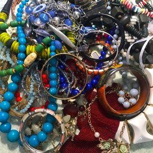 Wearable Jewelry Lot